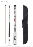 Ohio State Pool Cue w/ Buckeyes Logo - Carrying Case