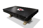 Kansas City Billiard Table Cover w/ Chiefs Logo - Naugahyde
