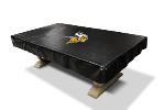 Minnesota Billiard Table Cover w/ Vikings Logo - Naugahyde
