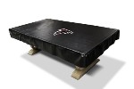 Atlanta Billiard Table Cover w/ Falcons Logo - Naugahyde