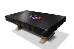 Houston Billiard Table Cover w/ Texans Logo - Naugahyde