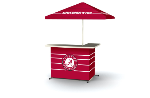 Alabama Crimson Tide Standard Portable Bar