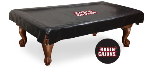 Louisiana Lafayette Ragin Cajuns Pool Table Cover