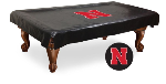 Nebraska Cornhuskers Pool Table Cover