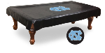 North Carolina Tar Heels Pool Table Cover