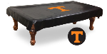 Tennessee Volunteers Pool Table Cover