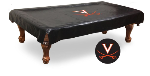 Virginia Cavaliers Pool Table Cover