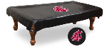 Washington State Cougars Pool Table Cover
