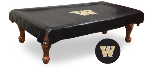 Washington Huskies Pool Table Cover