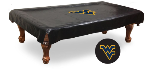 West Virginia Mountaineers Pool Table Cover