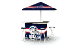 Buffalo Bills Deluxe Portable Bar