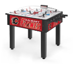 Calgary Flames Basic Dome Bubble Hockey Table