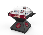 Arizona Coyotes Deluxe Dome Bubble Hockey Table