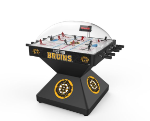 Boston Bruins Deluxe Dome Bubble Hockey Table