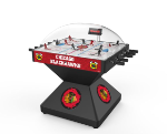 Chicago Blackhawks Deluxe Dome Bubble Hockey Table