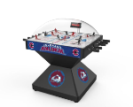 Colorado Avalanche Deluxe Dome Bubble Hockey Table