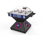 Columbus Blue Jackets Deluxe Dome Bubble Hockey Table