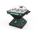 Dallas Stars Deluxe Dome Bubble Hockey Table