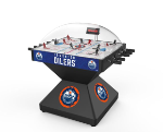 Edmonton Oilers Deluxe Dome Bubble Hockey Table