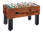 Central Florida Foosball Table w/ Golden Knights Logo - Chardonnay