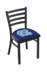 "North Carolina Chair w/ Tar Heels Logo - 18"" L004"