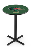 Alabama Birmingham Pub Table w/ Blazers Logo - L211