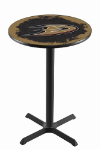 Anaheim Pub Table w/ Ducks Logo - L211
