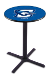 Creighton Pub Table w/ Bluejays Logo - L211