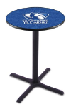 Eastern Illinois Pub Table w/ Panthers Logo - L211