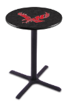 Eastern Washington Pub Table w/ Eagles Logo - L211