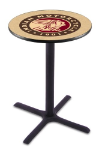 Indian Motorcycles Pub Table w/ Head Logo - L211