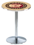 Indian Motorcycles L214CHIndn-HD Chrome Pub Table