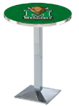 Marshall Thundering Herd L217 Chrome Pub Table