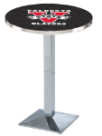 Valdosta State Blazers L217 Chrome Pub Table