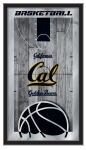 California Golden Bears Basketball Logo Mirror