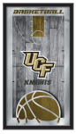 Central Florida Golden Knights Basketball Logo Mirror