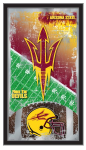 Arizona State Sun Devils Football Logo Mirror