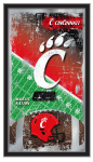 Cincinnati Bearcats Football Logo Mirror