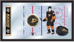 Anaheim Ducks NHL Logo Rink Mirror