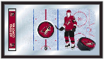 Arizona Coyotes NHL Logo Rink Mirror
