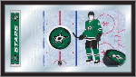 Dallas Stars NHL Logo Rink Mirror