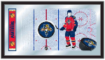 Florida Panthers NHL Logo Rink Mirror