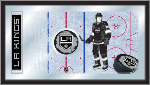 Los Angeles Kings NHL Logo Rink Mirror