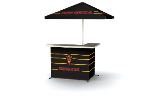 Arizona State Sun Devils Standard Portable Bar