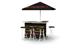 Arizona State Sun Devils Deluxe Portable Bar