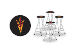 Arizona State Sun Devils Bar Stools (Set of 4)