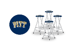 Pittsburgh Panthers Bar Stools (Set of 4)