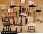 Non Logo Stools & Chairs