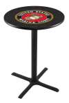 US Marines Pub Table w/ Military Logo - L211
