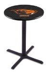 Oregon State Pub Table w/ Beavers Logo - L211